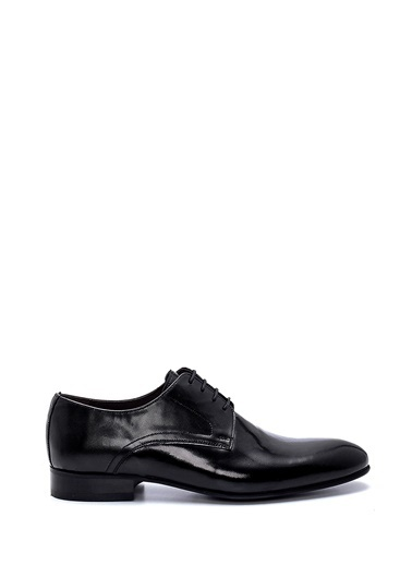 Derimod Erkek Ayakkabı(581-1) Klasik Siyah